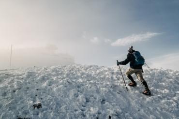 Weekend Vibes: Z Przełęczy Okraj na Śnieżkę